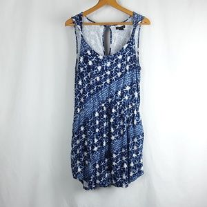 Lucky Brand Dresses - Lucky Brand Twist Strap Dress w/Tassel Boho Hippie